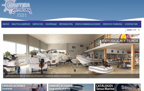 Web Nautica