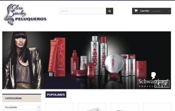 Web -Tienda Online