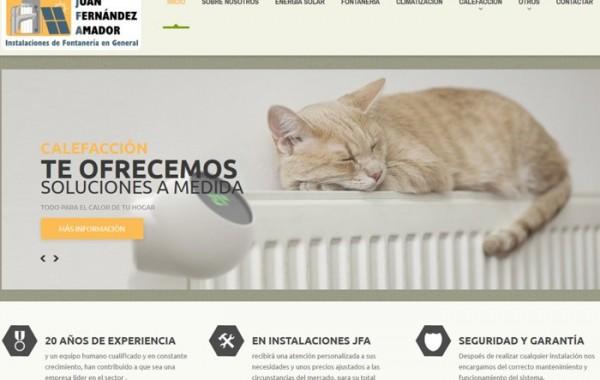 Web Instalaciones